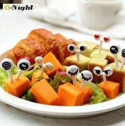[ความยาก: ★] ไม้จิ้มใช้สำหรับเสียบลงไปในอาหาร