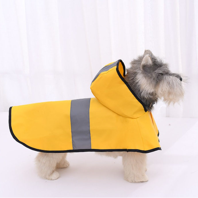 เสื้อสุนัขกันฝน