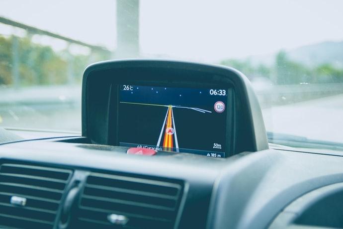 ประเภท In-Dash : สำหรับรถยนต์ที่ไม่สามารถติดตั้งประเภท 2DIN