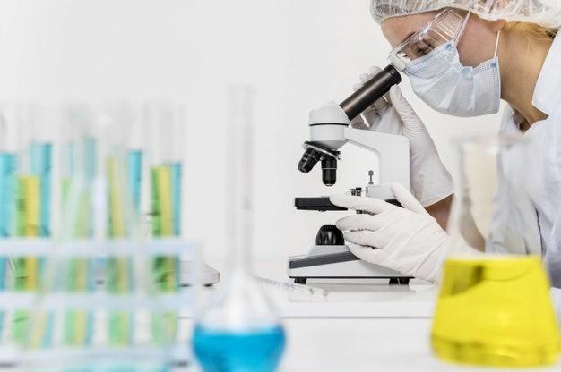 นาฬิกาจับเวลาสำหรับการทดลองในห้องปฏิบัติการหรือห้องทดลอง