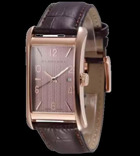 ประวัตินาฬิกา Burberry แบรนด์ที่โดดเด่นด้านการออกแบบ