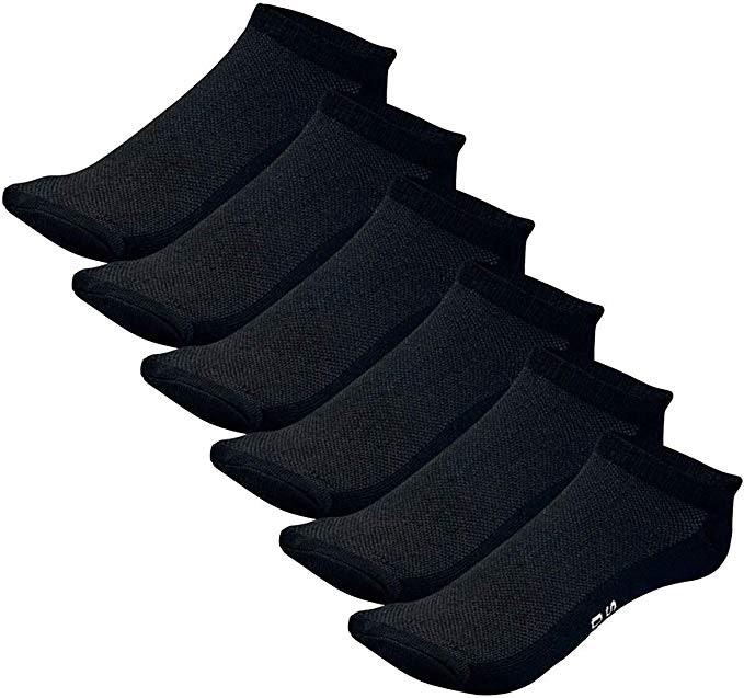 ถุงเท้าระงับกลิ่นและต่อต้านแบคทีเรีย สำหรับปัญหาด้านกลิ่นเท้า