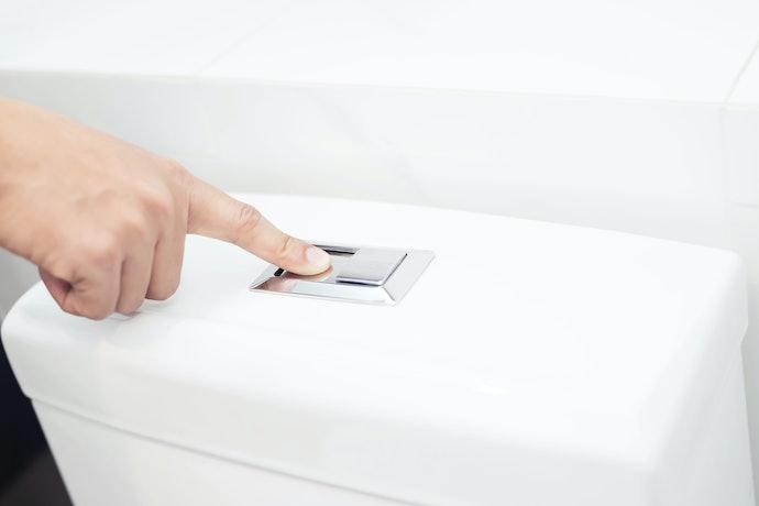 เลือกสุขภัณฑ์ Cotto ที่มีปุ่มกดชำระแบบ Dual Flush เพื่อประหยัดน้ำ