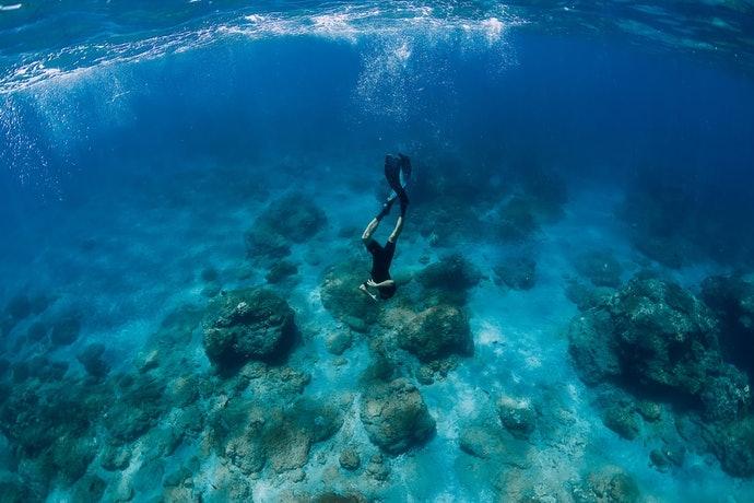Garmin Descent สำหรับนักดำน้ำโดยเฉพาะ