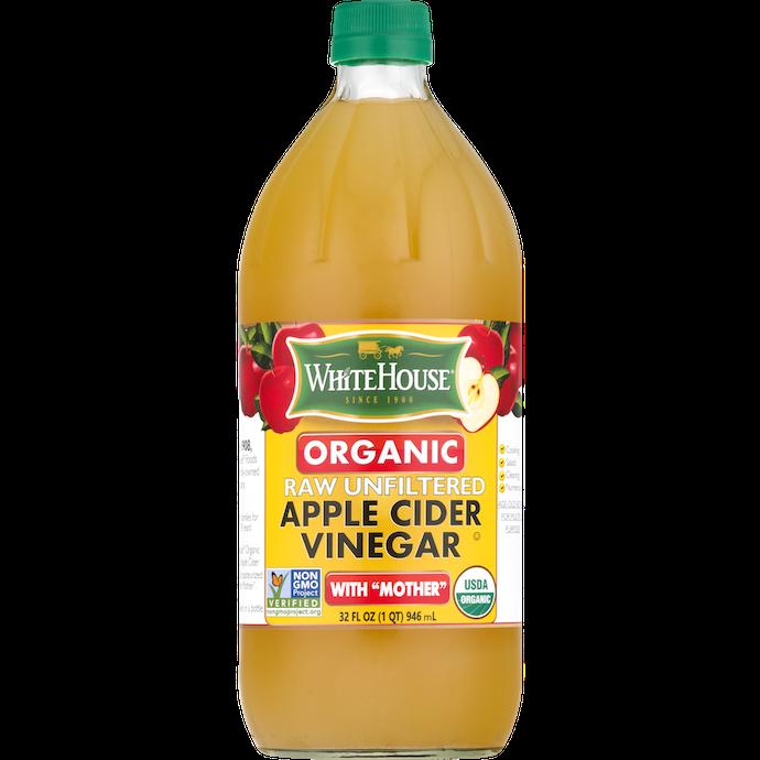 แอปเปิลไซเดอร์ หรือ น้ำส้มสายชูแอปเปิล (Apple Cider Vinegar)