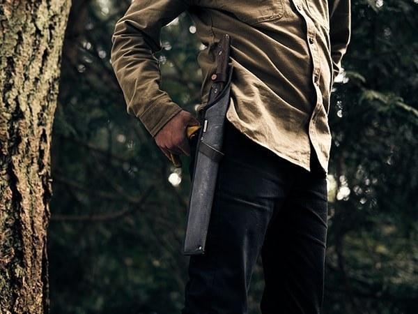 เลือกมีดเดินป่าตามขนาดมีดที่ต้องการ