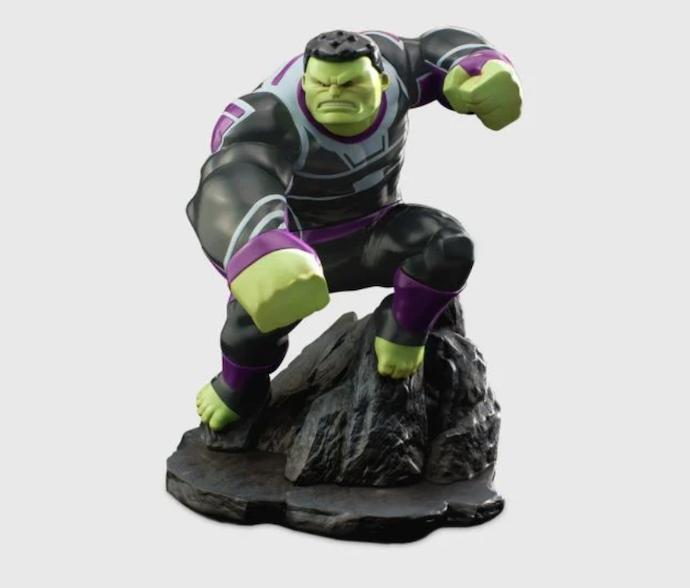 ฟิกเกอร์ Hulk