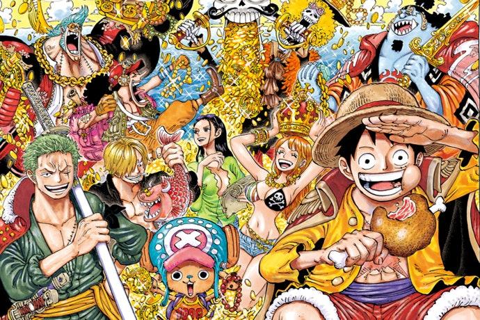 เลือกของสะสมจากตัวละครโปรดใน One Piece