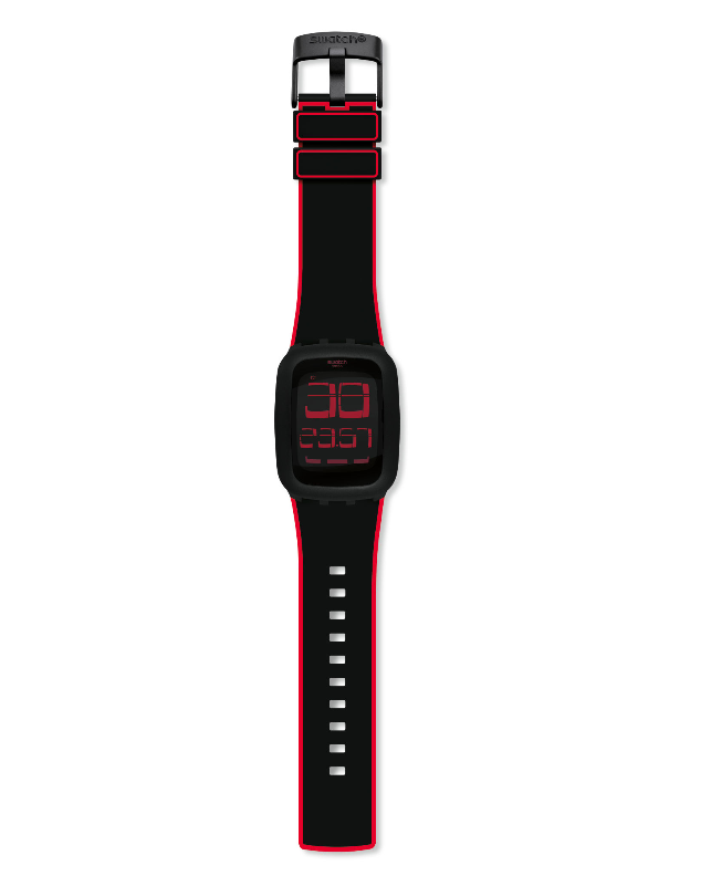 """นาฬิกา Swatch : """"Digital"""" เน้นฟังก์ชันล้ำสมัย ทนทาน"""