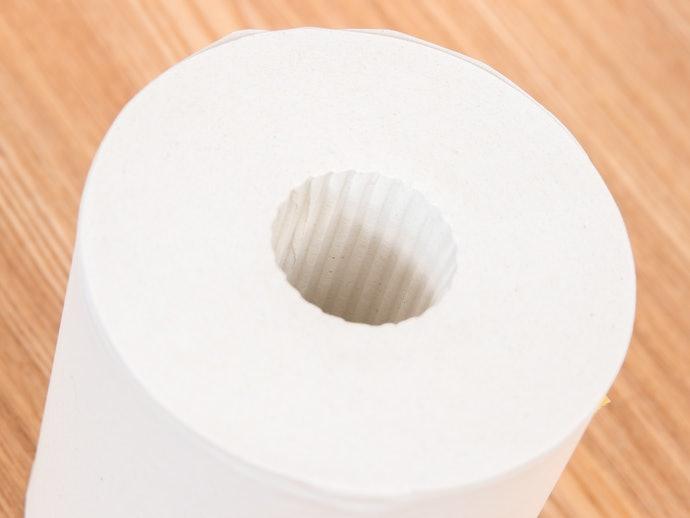 """เลือกกระดาษชำระแบบ """"ไร้แกน"""" เพื่อรักษาสิ่งแวดล้อม"""