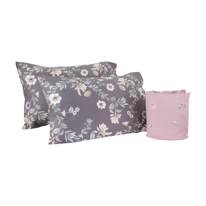 เลือกผ้าปูให้เข้าชุดกับที่นอนหรือปลอกหมอน
