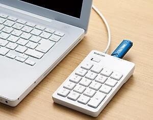 เลือกรุ่นที่มีพอร์ต USB เสริม