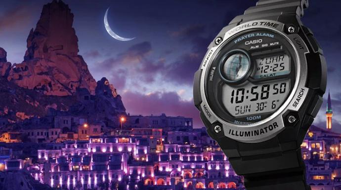 เลือกนาฬิกา Casio จากฟังก์ชันเฉพาะของแบรนด์
