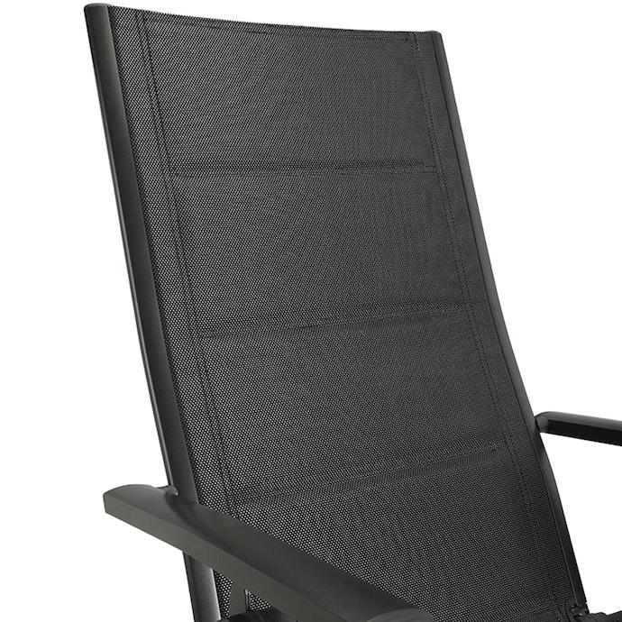 เก้าอี้ตาข่ายปรับนอน ระบายอากาศได้ดี ไม่สะสมเชื้อโรค