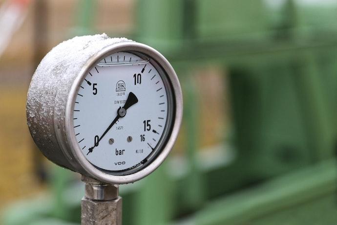 ตรวจสอบแรงดันลมและปริมาณลมของเครื่องปั๊มลมไฟฟ้า