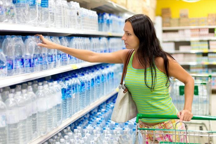 เลือกน้ำดื่มตามปริมาณหรือจำนวนแพ็ก