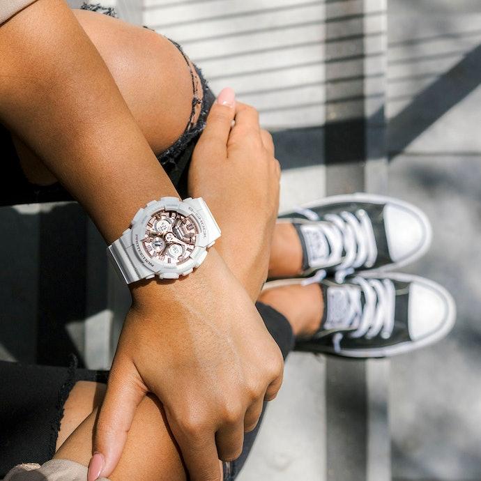 ซีรีส์ GMD และ GMA : นาฬิกาสไตล์ผู้ชายในขนาดที่เล็กลงกว่าเดิม