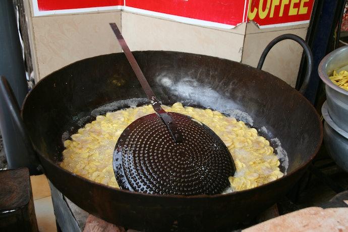 วิธีการทำกล้วยเบรกแตกทานเองที่บ้าน