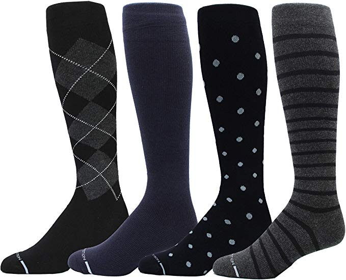 เลือก Compression Socks ป้องกันการยืดย้วย