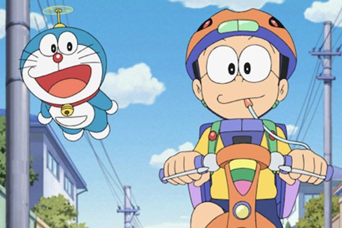 ต้นกำเนิดโดราเอมอน (Doraemon)