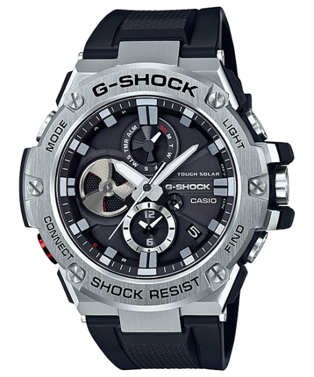 G-Shock ซีรีส์ G-steel : ให้ความรู้สึกแข็งแกร่งและดูเป็นทางการ
