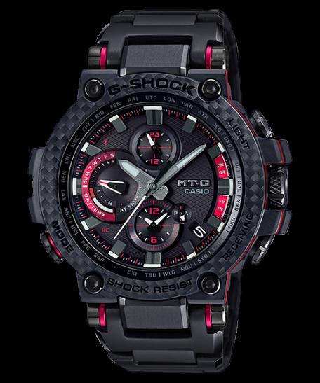 G-Shock ซีรีส์ MT-G : ฟังก์ชันครบครัน พร้อมวัสดุที่คงทนเป็นพิเศษ