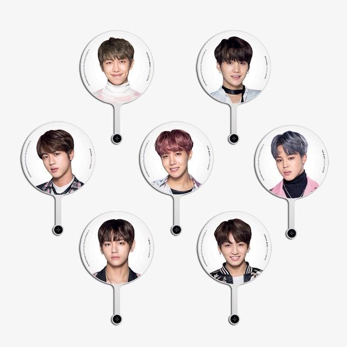 เลือกของสะสมจากสมาชิกวง BTS ที่ชื่นชอบ
