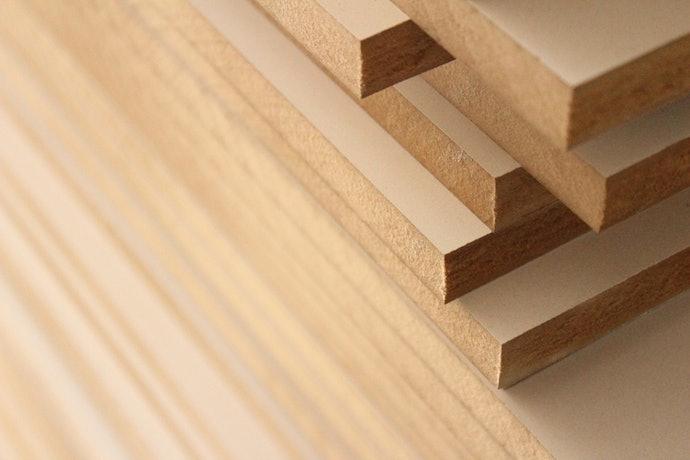 ไม้ MDF (Medium Density Fiberboard)
