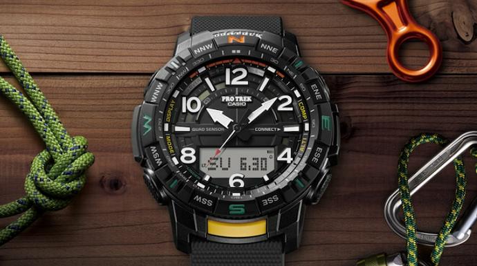 นาฬิกา Casio รุ่น PRO TREK