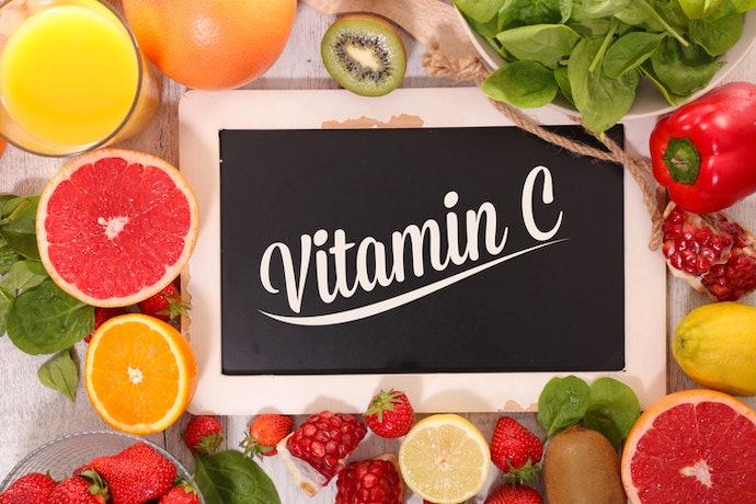 กระชับรูขุมขนด้วย Vitamin C