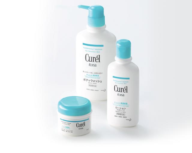เซราไมด์ (Ceramide) ส่วนผสมสำคัญของ Curel