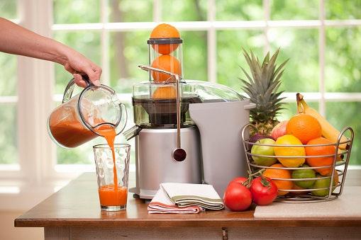 ตรวจสอบฟังก์ชันเสริมของเครื่องสกัดน้ำผักและผลไม้