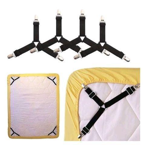 เพิ่มความสะดวกยิ่งขึ้น ด้วยผ้าปูที่นอนที่ปรับแต่งยางยืดได้