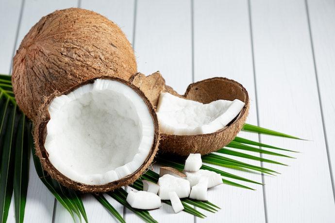 กรรมวิธีการผลิตน้ำตาลมะพร้าว