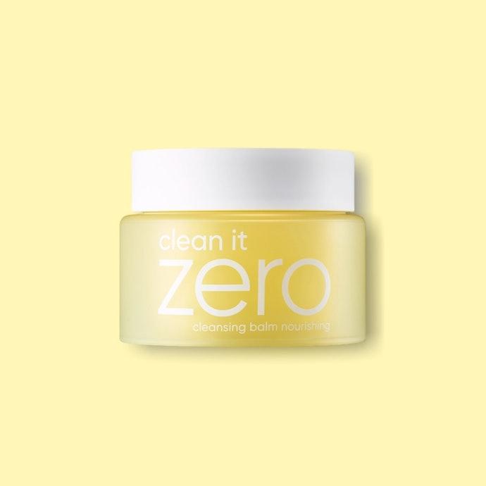 Clean It Zero Cleansing Balm สีเหลือง