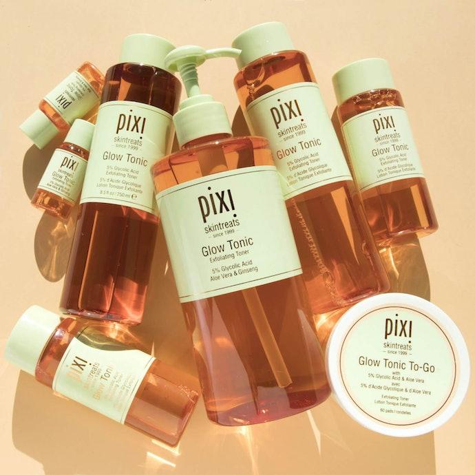 ลองผลิตภัณฑ์ตัวดัง ขายดี PIXI Glow Tonic