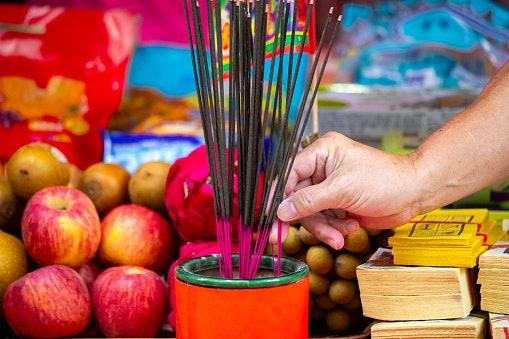 เทศกาลสารทจีนคืออะไร?