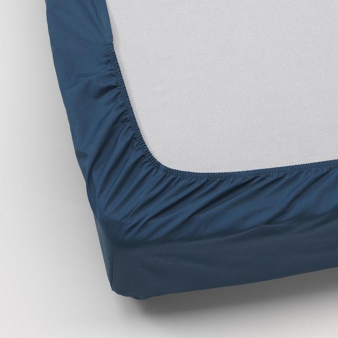 ตรวจสอบขนาดของมุมผ้าปูที่นอนอย่างถี่ถ้วน
