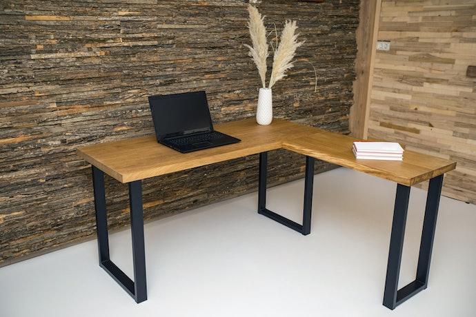 โต๊ะเข้ามุม หรือโต๊ะรูปทรงตัว L