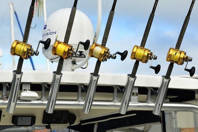 คันเบ็ดตกปลาแบบ Spinning Rod