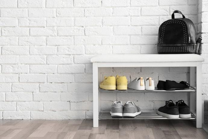 เลือกขนาดชั้นวางรองเท้า/ตู้เก็บรองเท้าให้เหมาะกับพื้นที่จัดวาง