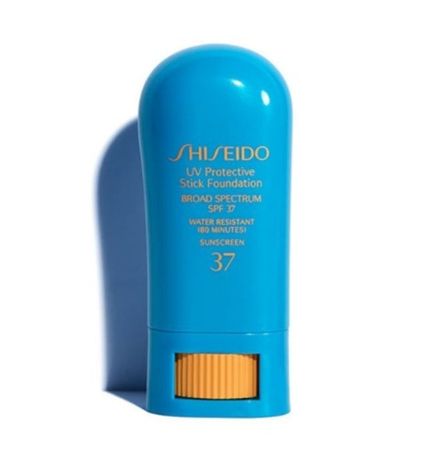 Shiseido  UV Protective Stick Foundation SPF 37 PA+++ 1