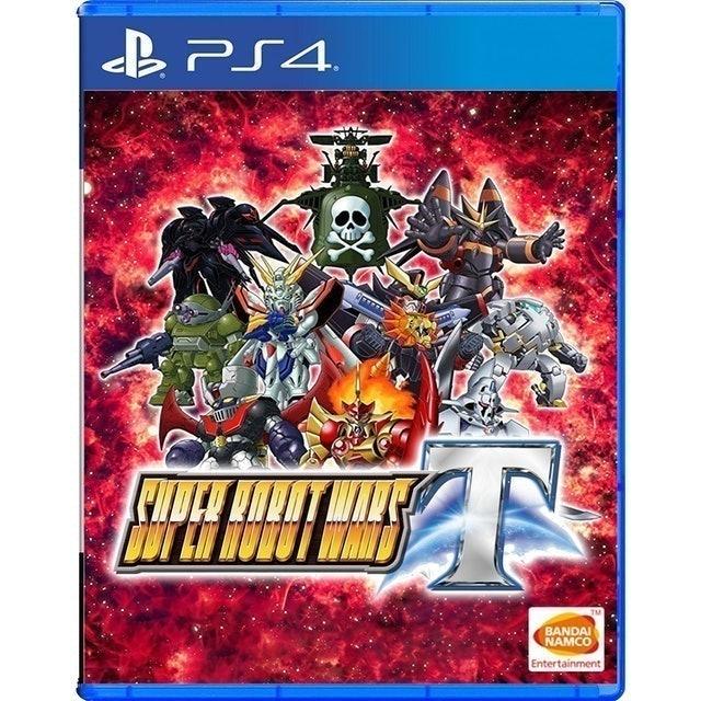 Bandai Namco Entertainment, Inc. Super Robot War T 1