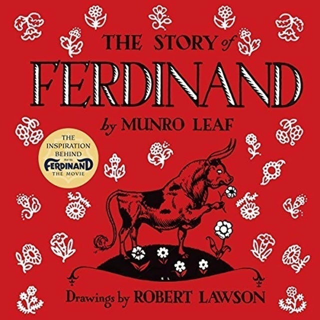 Munro Leaf, Robert Lawson (Illustrator) The Story of Ferdinand 1
