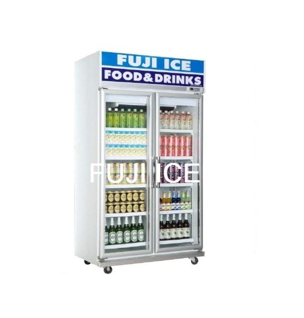 FUJI ICE ตู้แช่เย็น 2 ประตู 1