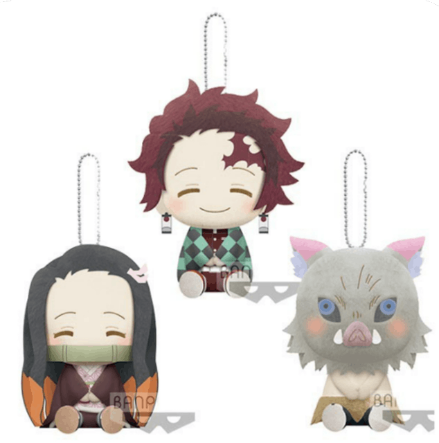 Banpresto  Kimetsu No Yaiba Plush 1