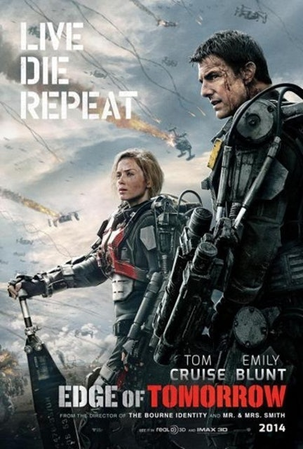 Warner Bros. Pictures Edge of Tomorrow 1