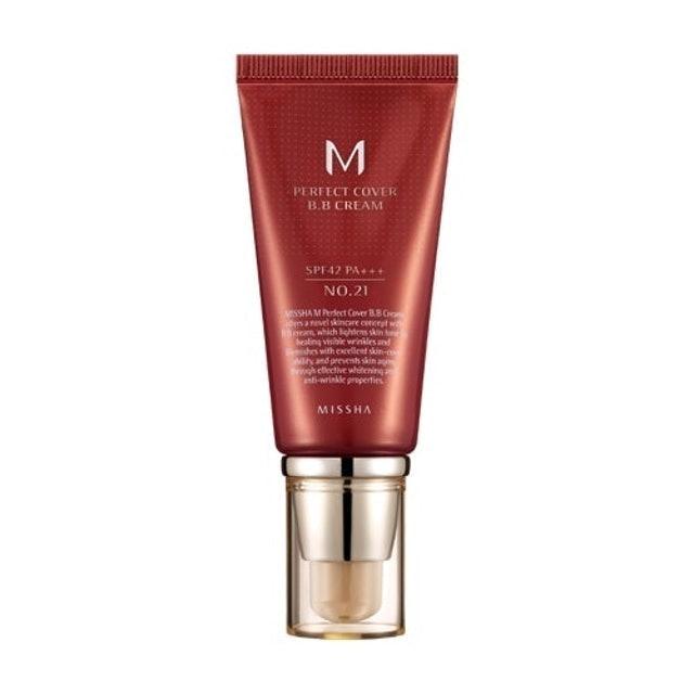 MISSHA M Perfect Cover BB Cream 1