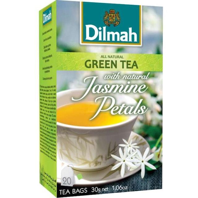 Dilmah Jasmine Green Tea 1