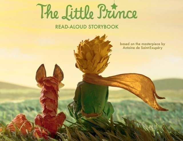 Antoine de Saint-Exupéry The Little Prince : Read-Aloud Storybook 1